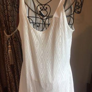 Metaphor long dress